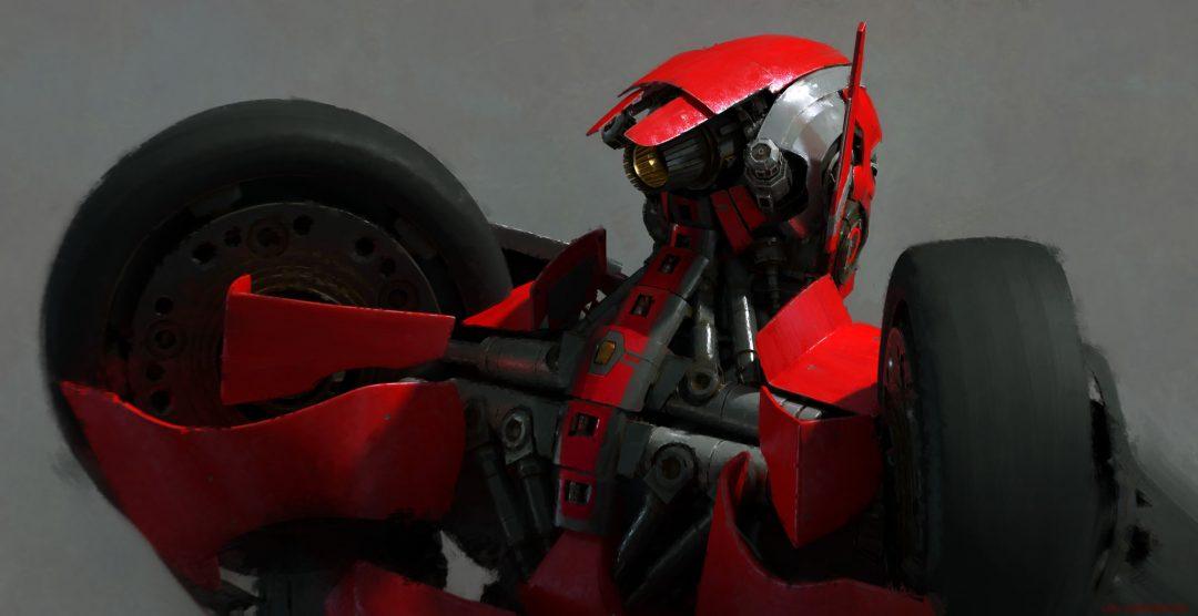 Bumblebee – Robots